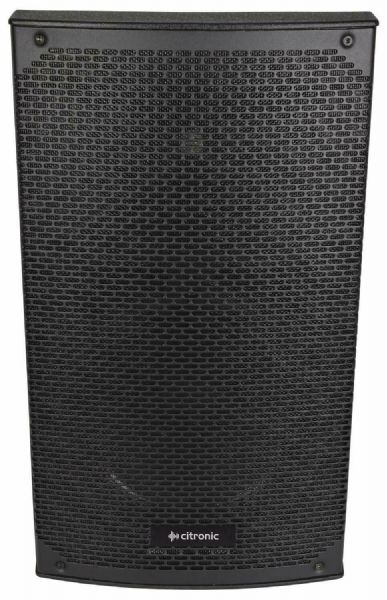 Citronic CAB Series Active Powered Speakers with Bluetooth Link 12